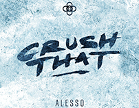 """Alesso """"Move like that"""" (Crush that) Concept Art"""