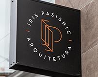 Iris Pasisnic - Brand Identity