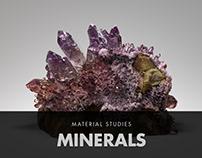Material Studies: Minerals