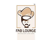 Fab lounge LOGO Restaurant and Cafe