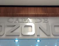 Capa de Ozono in Interlomas Mall in Huixquilucan, CDMX