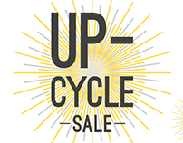 Art Direction: Up-cycle Sale