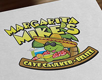 Logo MARGARITA MIKE'S