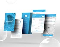 UI design - laundry mobile app