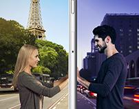 Anúncio: Lançamento iPhone 7 no Brasil