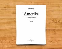 Amerika — novel by Franz Kafka