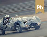 Le Mans 2015 Legend Race