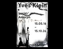 Yves Klein at Moderna Museet.