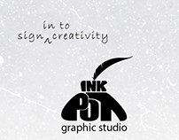 Inkpot Graphic Studio Poster