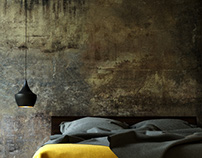 Grungy Bedroom