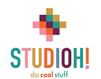 Studioh! Brand Identity