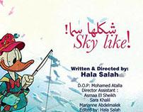 Sky Like film poster