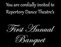 RDT First Banquet ticket