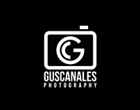 Personal Branding Logo / Gustavo Canales Photography