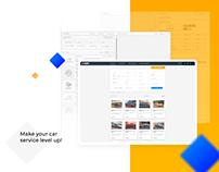 ASR UX UI design