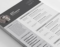 Free Resume / CV
