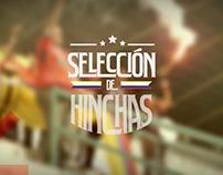 SELECCIÓN DE HINCHAS