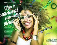Óticas Arcoverde - Carnaval 2017