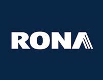 RONA - Logo Animation
