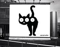fritz-kola. kunstverein hamburg billboards.