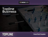 Topline PowerPoint Template (+FREE Templates)