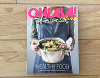 OHLALA! Cocina - Healthy Food Issue