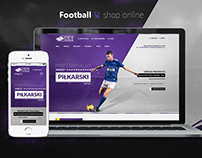 Football shop online