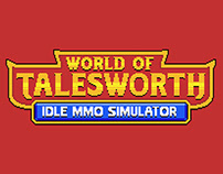 World Of Talesworth: Idle MMO Simulator