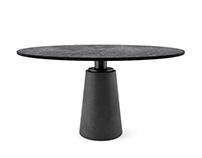 3d model: Mesa Table by Poltrona Frau
