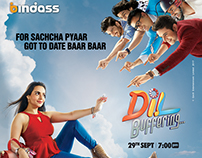 Dil Buffering Bindass tv India