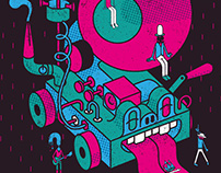 Affiche musicalarue