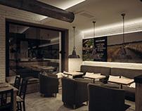 Restaurant Interior I
