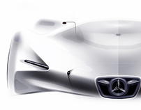Mercedes LL concept (light line)