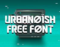 URBANØÏSH - Free Font