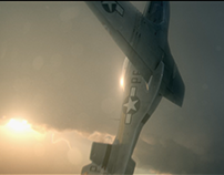 War Thunder - 'The Battle is on!' compositing