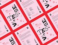 Vitesse Typeface - Postcard