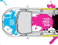 Design a Ford C-Max Car