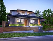 Semi-D House 2, AU