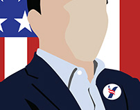 Andrew Yang Campaign Art