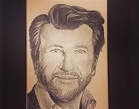 Hand Sketch, Robert Herjavec