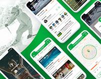 OrgMySport App | UI/UX