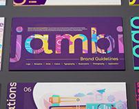 Jambi Branding and Brand Guidelines
