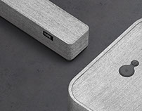 Product design: soundbar & subwoofer