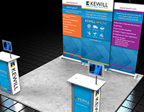 Tradeshow - Kewill Parcel Forum 2015 Booth