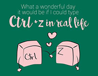 Ctrl+z in real life