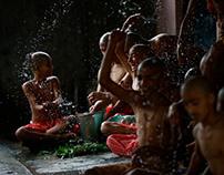 Janai Purnima or Sacred Thread festival in Nepal