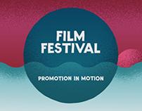 FILM FESTIVAL - promotion in motion