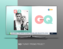 GQ | TURKEY PROMO PROJECT