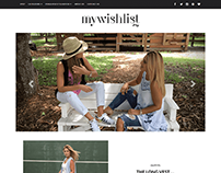 Sitio Web de My Wishlist PTY (mywishlistpty.com)