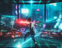 Nvidia Real Gaming Concept